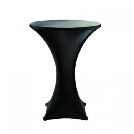 Cocktail Table with Black Cover