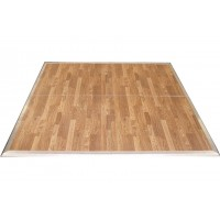 Oak Dance Floor Hire