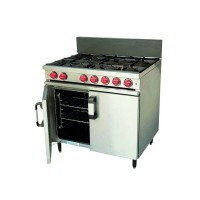 Gas Oven Hire