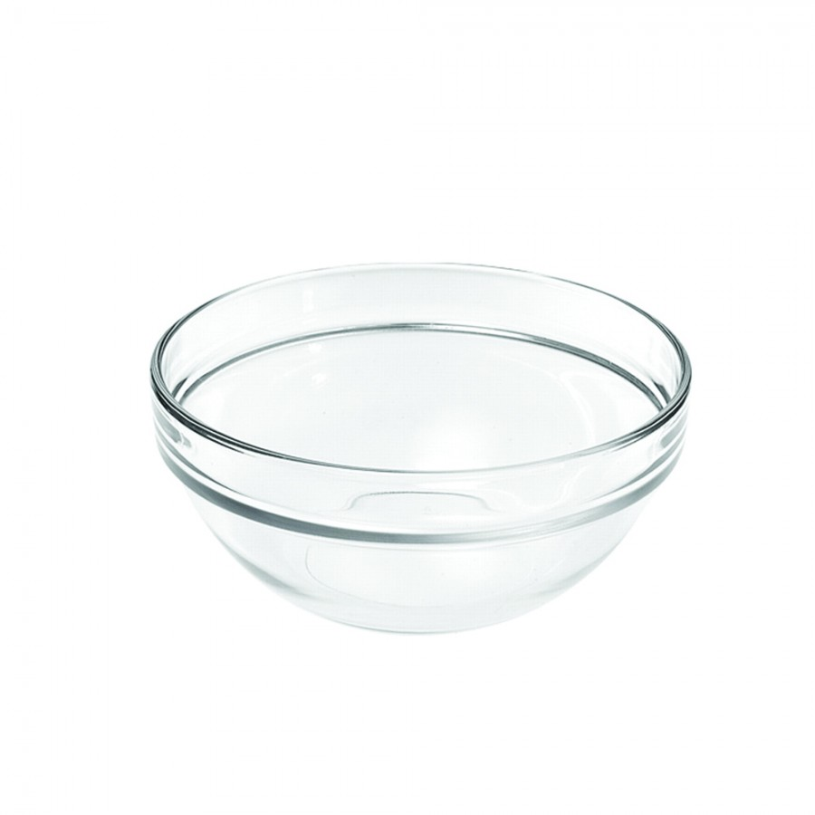 Glass Salad Bowl Hire - 20cm
