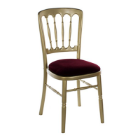 Bentwood Chair Hire - Gold