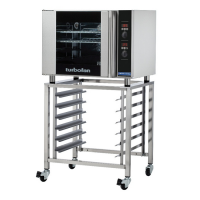 Large Turbofan Convection Oven