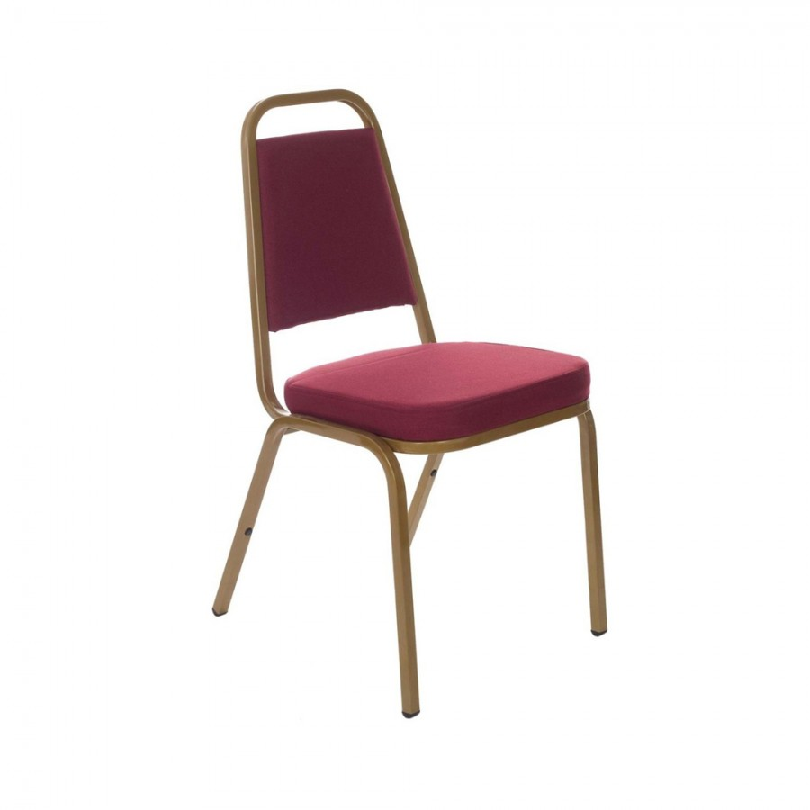 Banqueting Chair Hire - Red