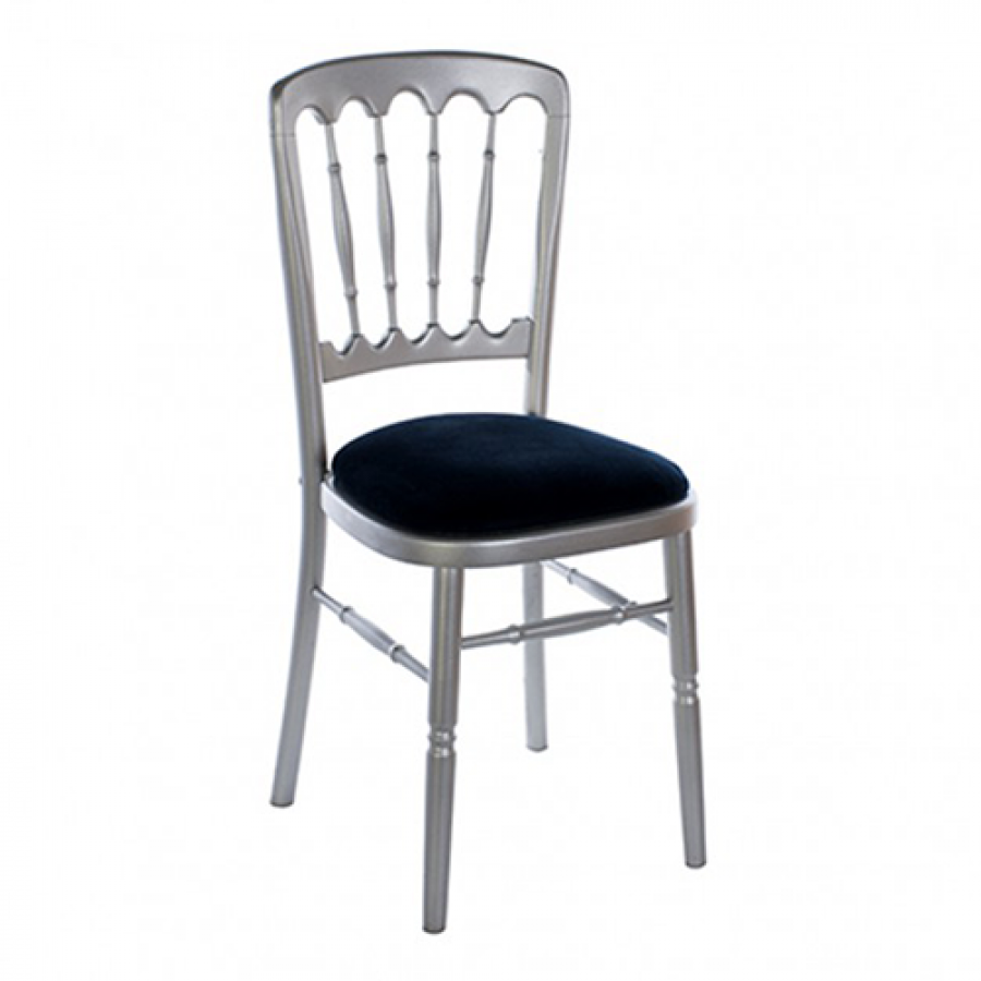 Bentwood Chair Hire - Silver
