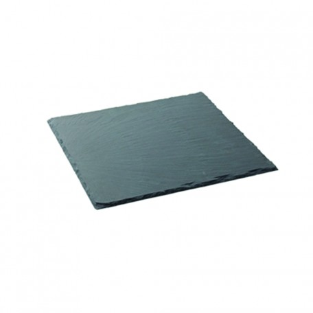 Square Slate Plate Hire