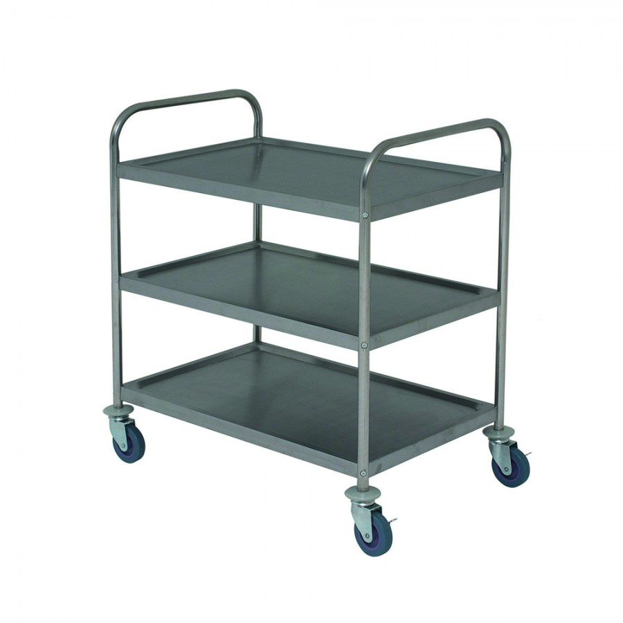 Clearing Trolley Hire