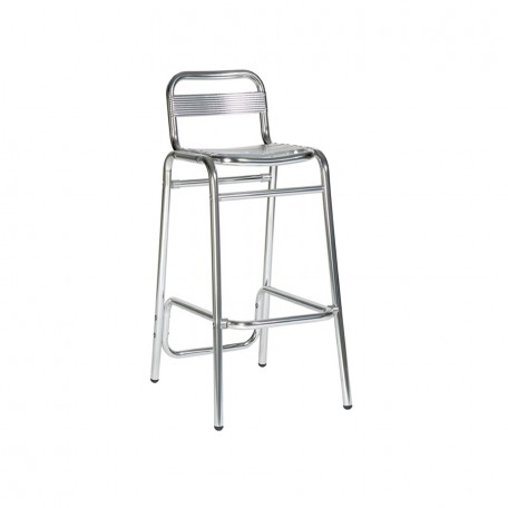 Aluminium Bar Stool Hire