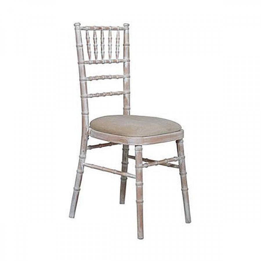 Chiavari Chair Hire - Limewash