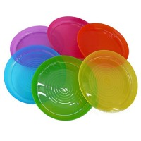 Children's Plastic Plate Hire