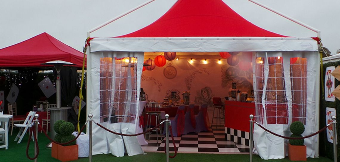 High Hat Marquee Hire