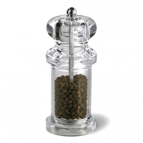 Acrylic Pepper Mill Hire