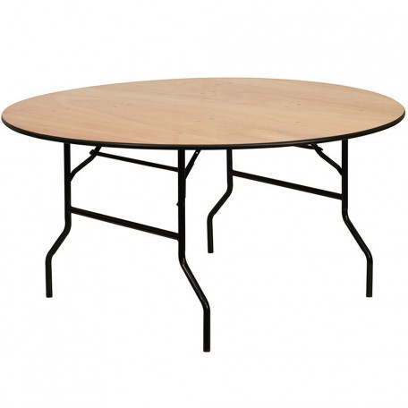 "5ft 6"" Round Table Hire"
