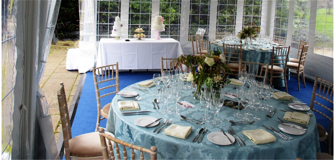 Pump House Wedding Marquee Hire