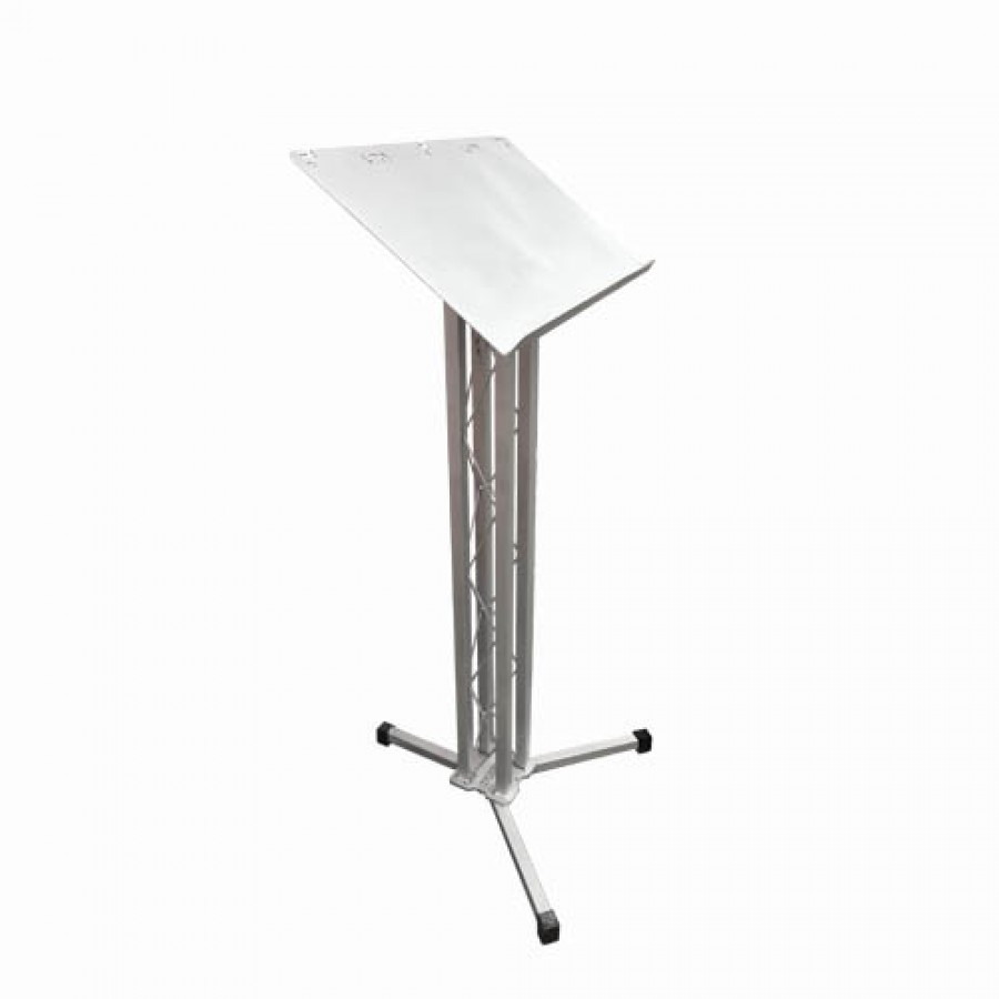 Lectern Hire - Silver