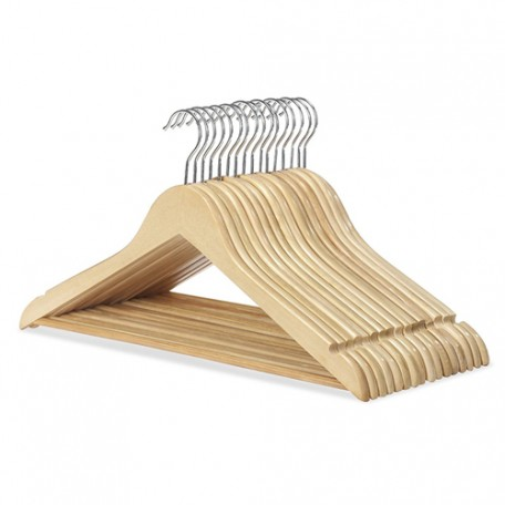 Wooden Coat Hangers Hire