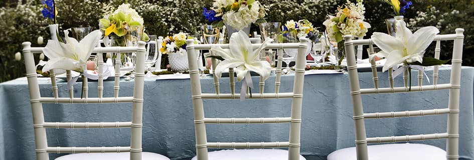 Furniture Hire & Furniture Hire London | Hire Tables and Chairs for Events 020 8457 5807