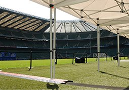 Furniture hire for the Rugby world cup in Twickenham