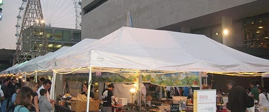 & Gazebo and Market Stall Hire London | Canopy and Tent Hire